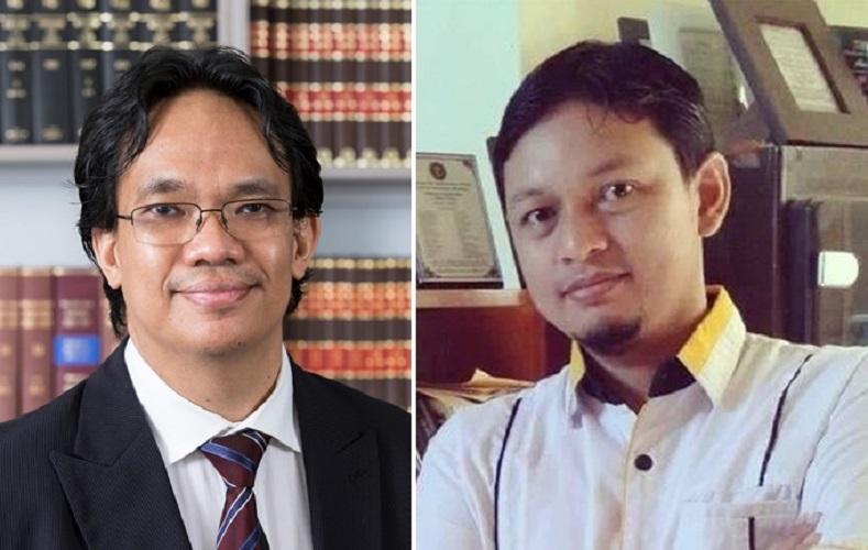 Nadirsyah Hosen vs Akmal Sjafril