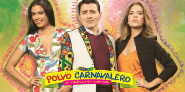 protagonistas de Polvo Carnavalero