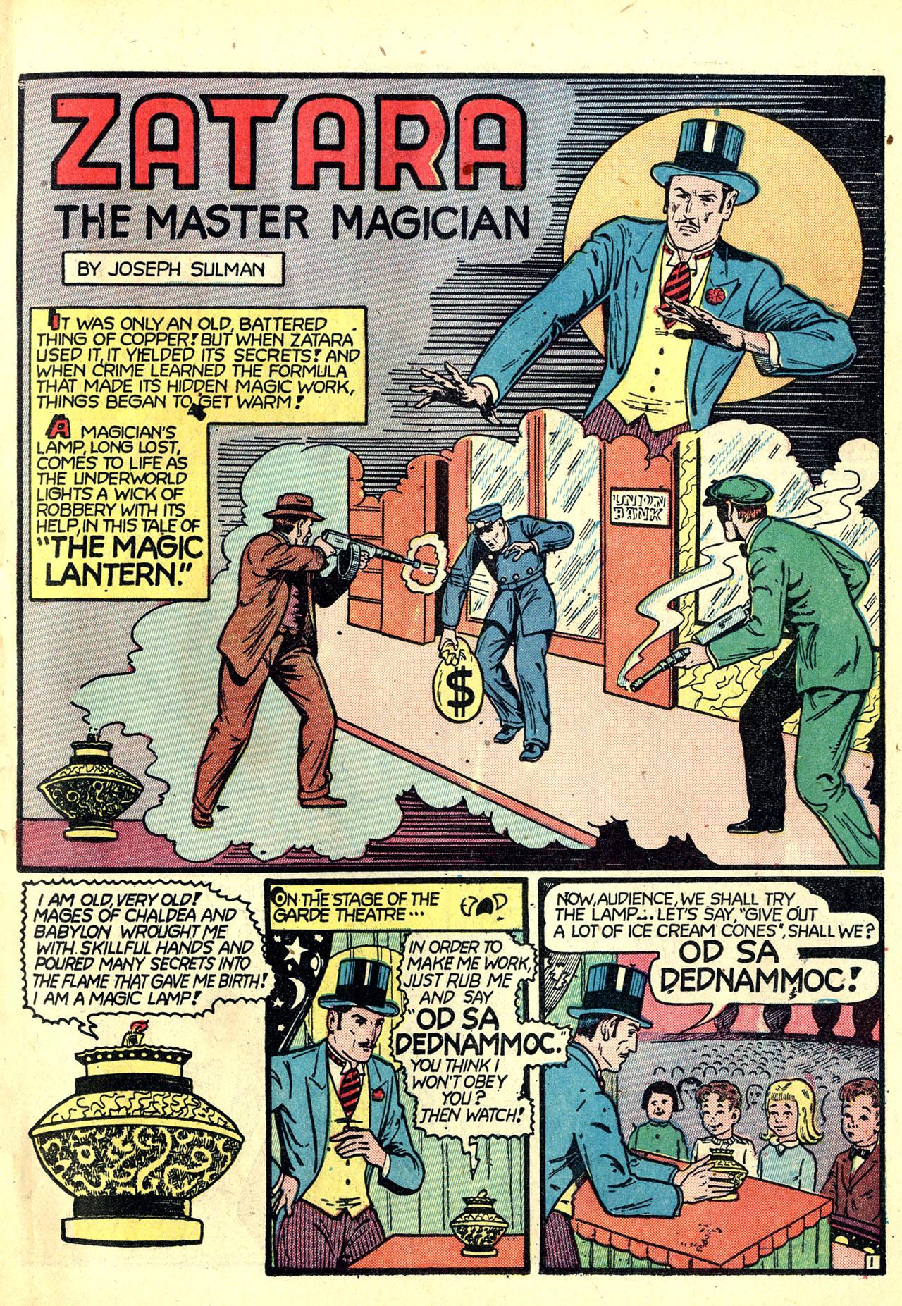 Read online World's Finest Comics comic -  Issue #8 - 21