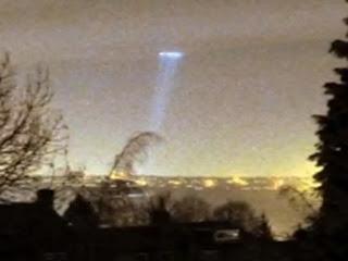 UFO Kembali Menganggu Bandara di Cina