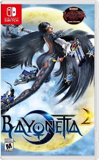 Bayonetta 2 Switch XCI NSP