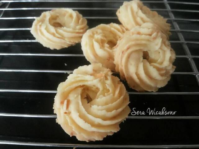 Resep kue sagu keju