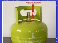 Fungsi Lingkaran Merah Pada Tabung Gas