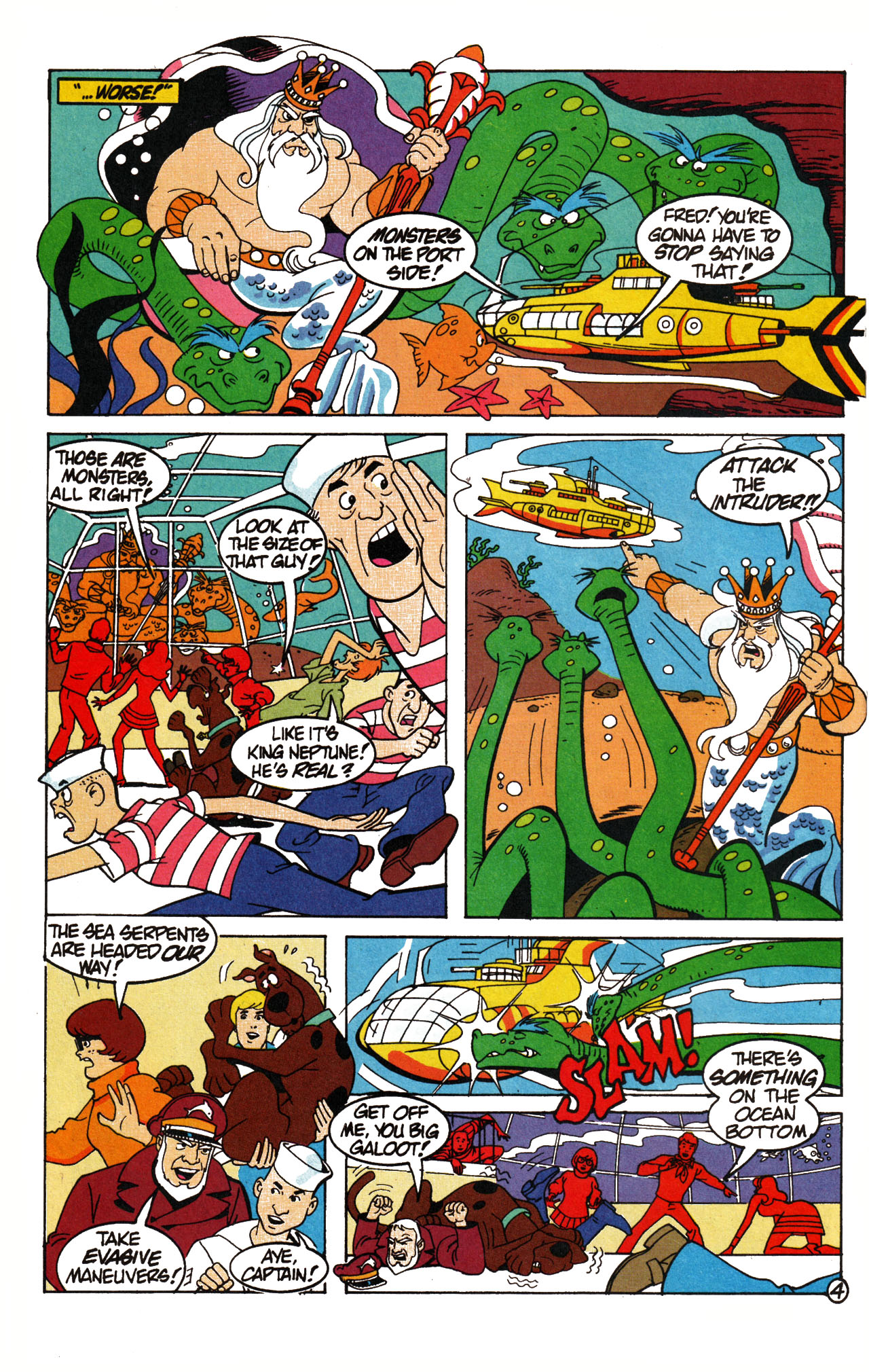 Read online Scooby-Doo (1995) comic -  Issue #15 - 6