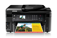 Epson WorkForce WF-3520 Driver (Windows & Mac OS X 10. Series)