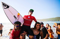 Kanoa Igarashi winner Masurel WSL