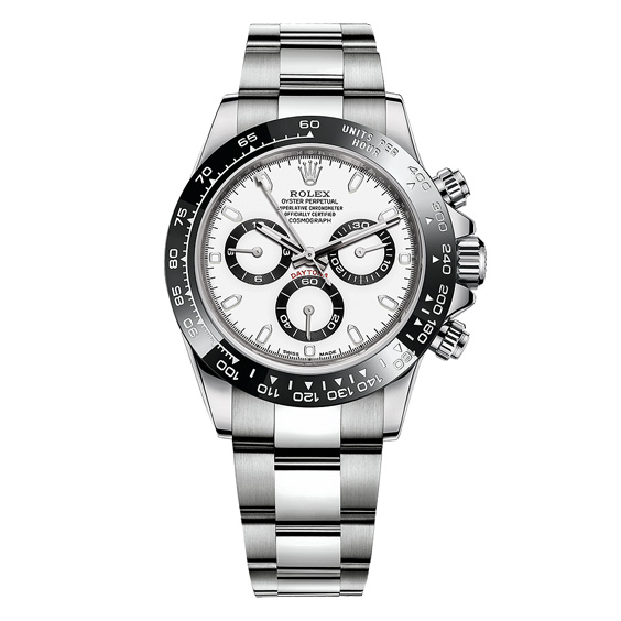 History of the Rolex Cosmograph Daytona: Ref 116500
