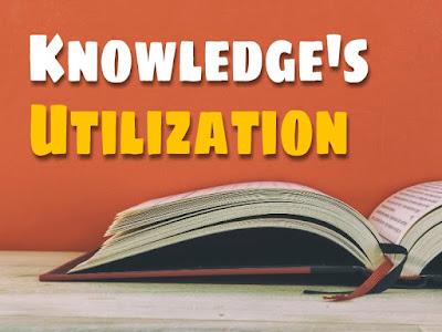 Knowledge's Utilization ( Short Stories )