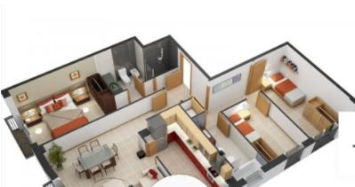 gambar interior rancangan rumah minimalis