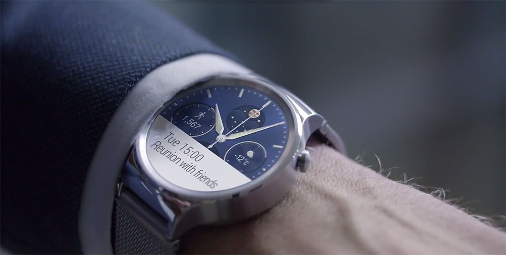 Huawei Watch's Hidden Speaker Enabled in Android Wear 1.4 Test Build