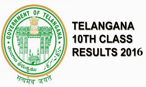 Telangana 10th Results 2016
