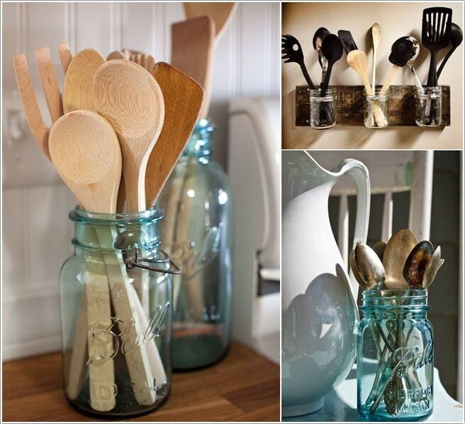 Kitchen Utensil Storage Ideas Part - 39: 15 Practical Utensil Storage Ideas For Your Kitchen