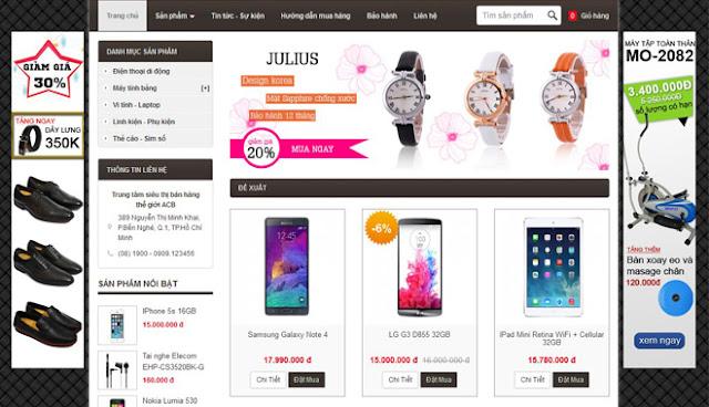 Tuyệt chiêu thiết kế web bán hàng để thu hút khách hàng