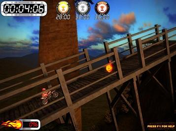 Game Balapan Super Motocross Africa