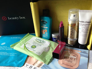Target Beauty Box | April 2016 - hello, Sunshine
