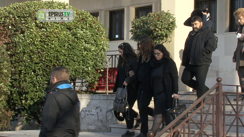 Ιωάννινα:Ξεκίνησε  στο Εφετείο η δίκη για τον πρώην Διευθυντή της Γαλακτοκομικής Σχολής