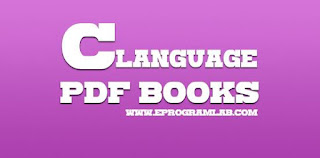 c language pdf tutorials