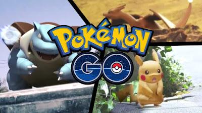 Pokémon GO 0.33.0+PokeRadar+Mapas (Captura los Pokémon a tu alrededor)
