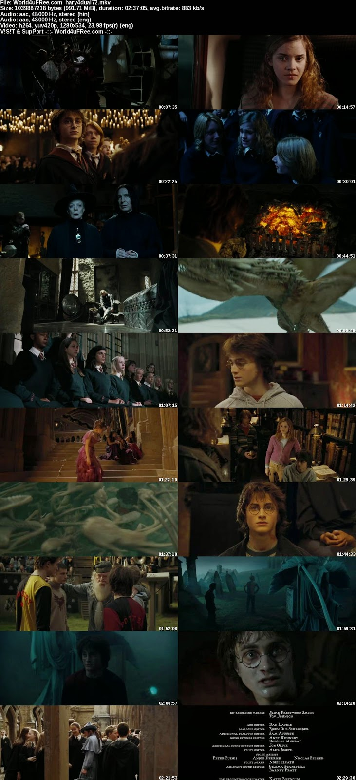 Harry Potter and the Goblet of Fire 2005 Hindi Dubbed Dual BRRip 720p world4ufree.to, hollywood movie Harry Potter and the Goblet of Fire 2005 hindi dubbed dual audio hindi english languages original audio 720p BRRip hdrip free download 700mb or watch online at world4ufree.to