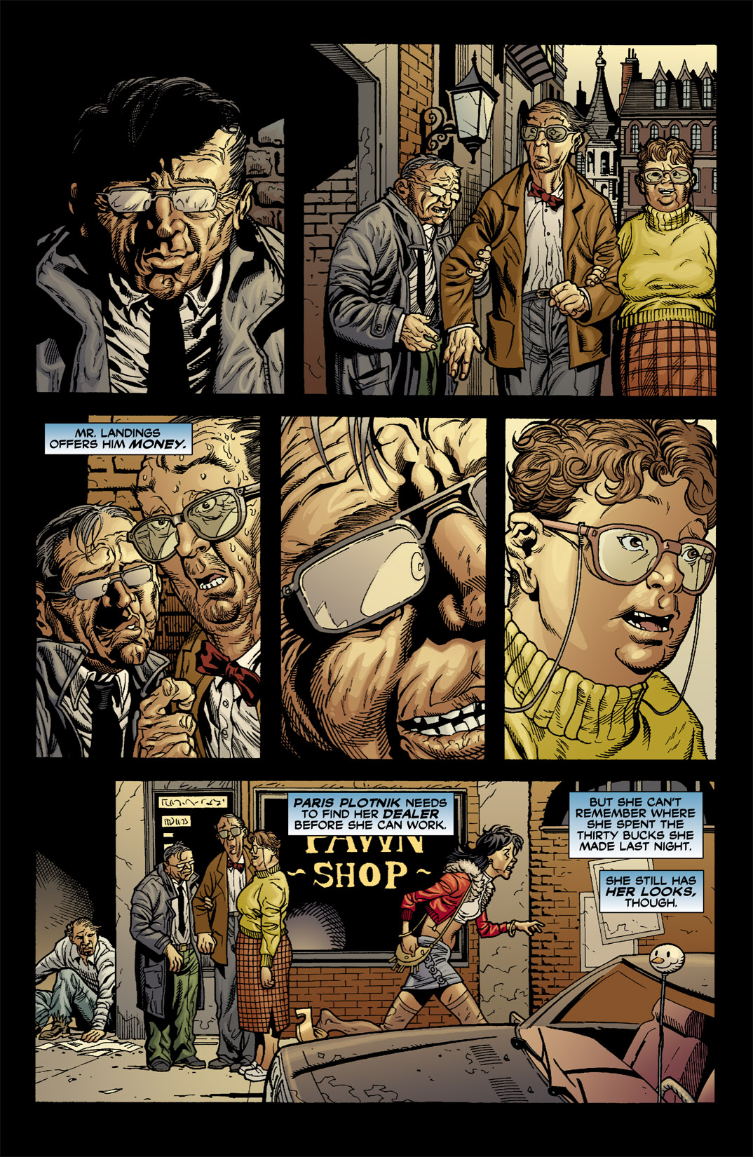 Detective Comics (1937) 807 Page 13