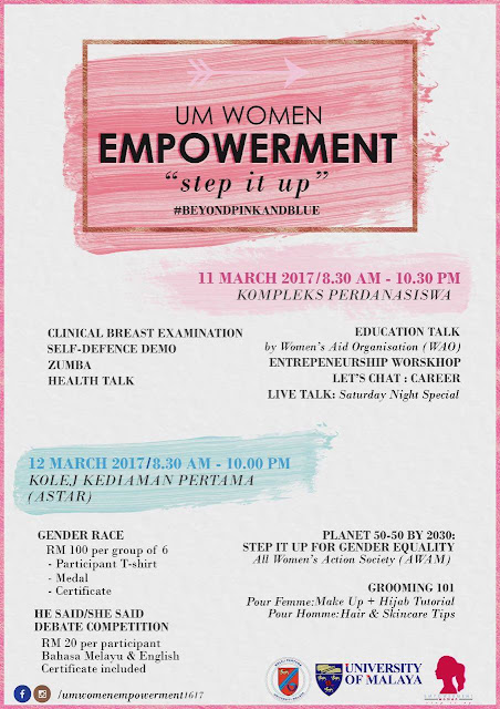 Women Empowerment UM Universiti Malaya