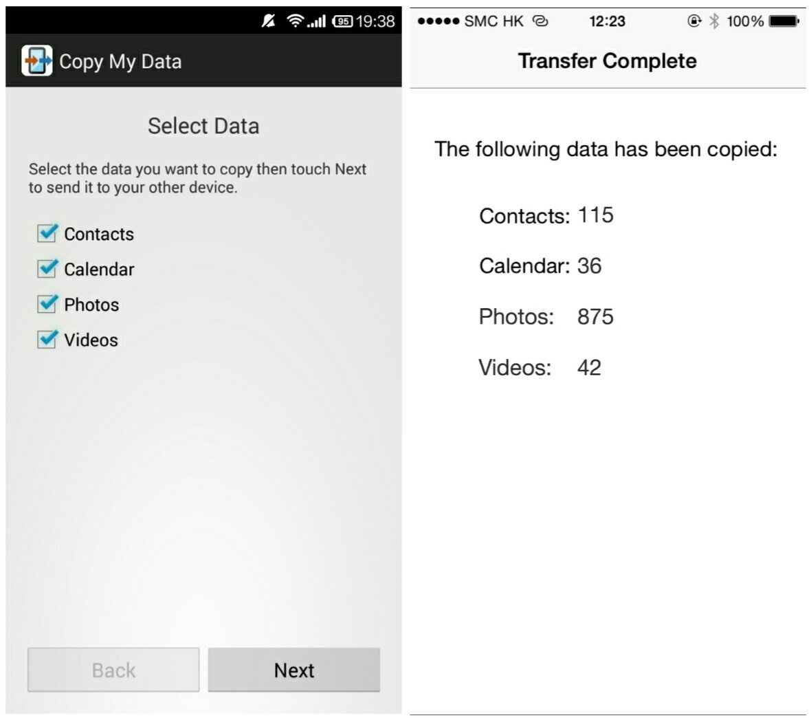 Transfer Data Secepat Kilat Menggunakan Copy My Data