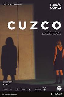 Cuzco de Víctor Sánchez Rodríguez [Teatro Fernán Gómez]