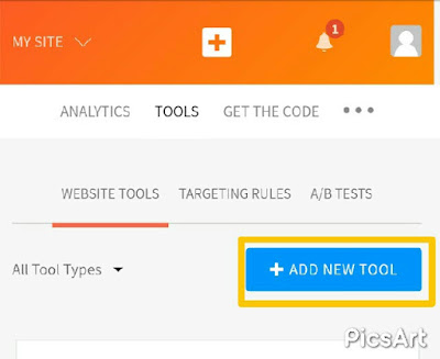 Addthis add tool