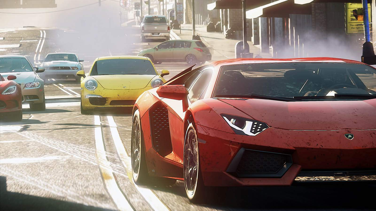 تحميل لعبة Need For Speed Most Wanted 2012 مضغوطة برابط واحد مباشر + تورنت كاملة مجانا