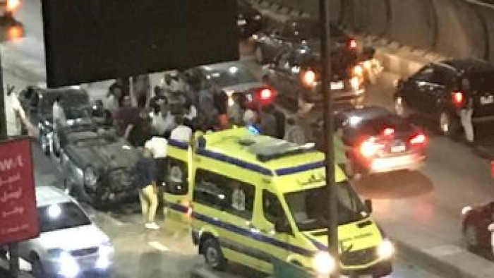 الصحة وفاة 8 مواطنين وإصابة 4 آخرين فى حادث مرورى