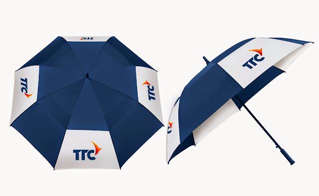 Nhận in dủ chuyển nhiệt, in sản phẩm ô dù cầm tay