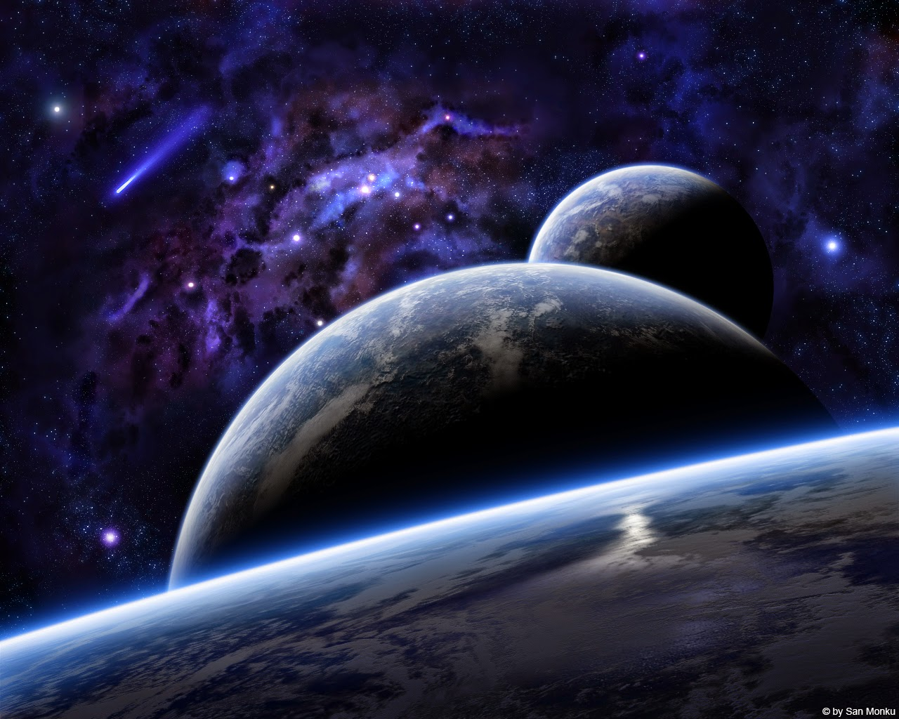 Space - HD Wallpapers
