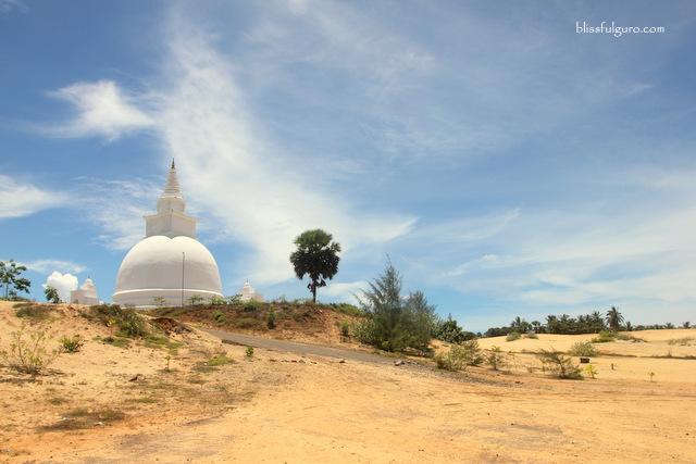 Arugam Bay Sri Lanka Buddhist Temple