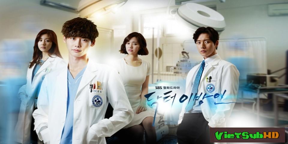 Phim Bác Sĩ Đa Tài (bác Sĩ Xứ Lạ) Hoàn tất (20/20) VietSub HD | Doctor Stranger 2014