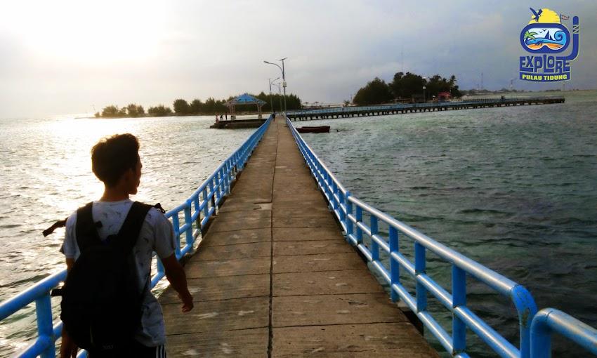 agrowisata pulau tidung kepulauan seribu selatan