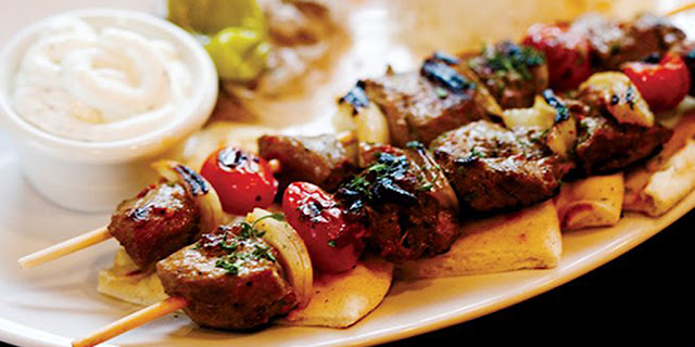 Shish Kebab / Lamb Kebabs Recipe