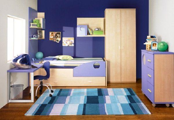 Kamar Tidur Anak Laki-Laki Minimalis Ukuran 3x3