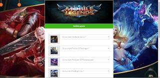 Demo 1 Script Phising Mobile Legend Tampilan Free Skin Hero