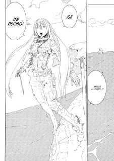 """Reseña de """"Knights of Sidonia"""" vol.11 de Tsutomu Nihei - Panini Cómics"""