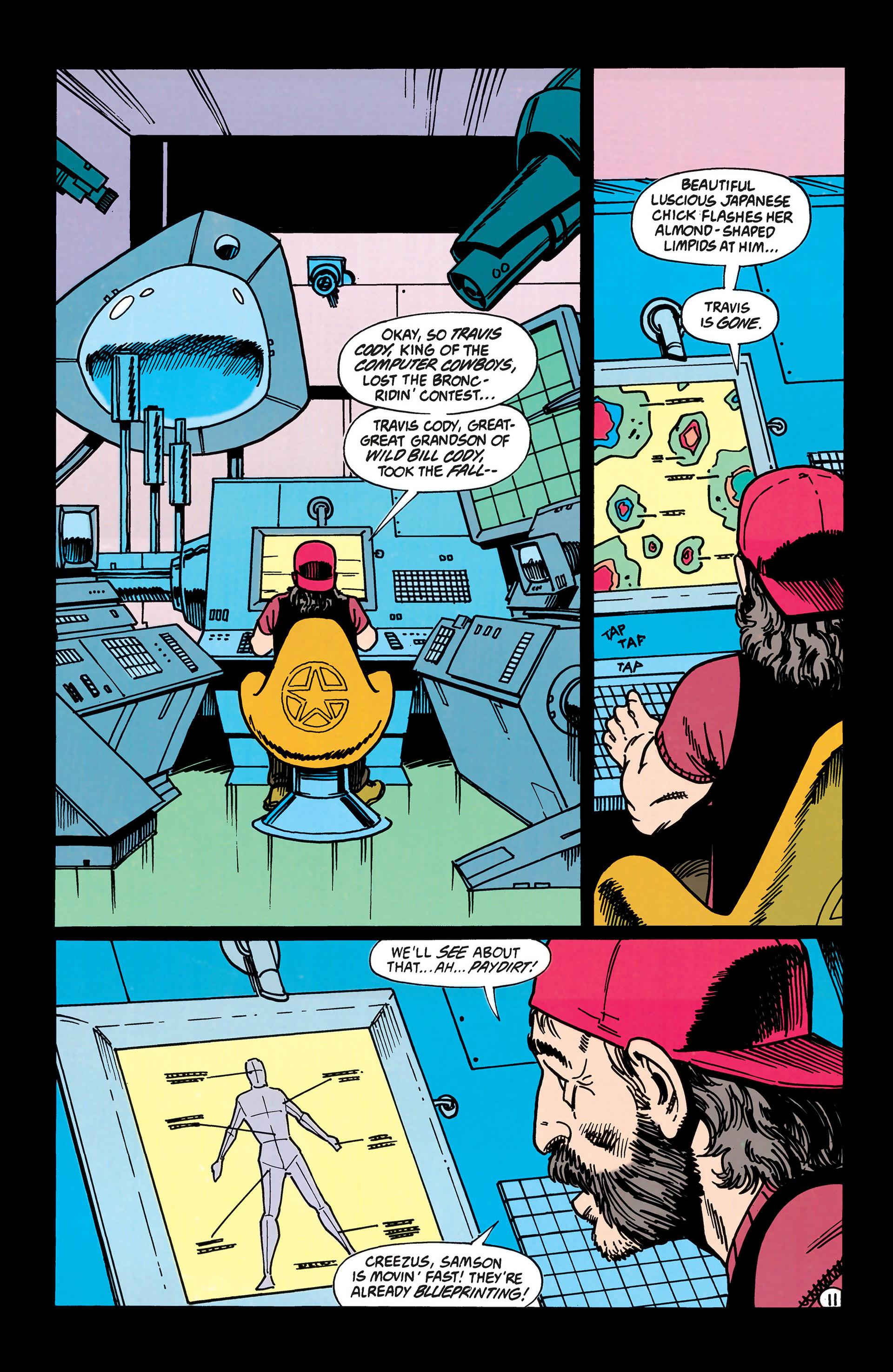 Read online Animal Man (1988) comic -  Issue #43 - 12
