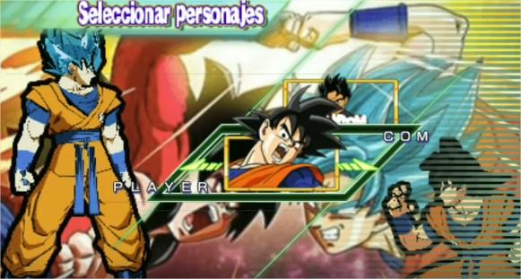 DOWNLOAD!! Dragon Ball Z Shin Budokai 2: MOD DB HEROES