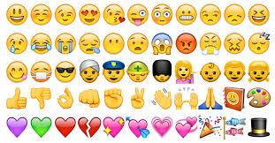Emoji más frecuestes