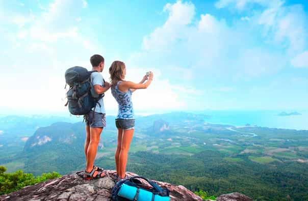 ¿Cómo ser un buen turista?