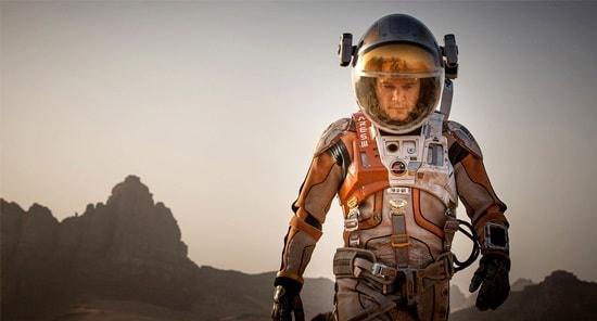 Sopravvissuto - The Martian 2015