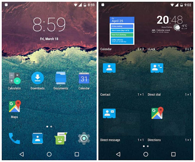 cold launcher root apk