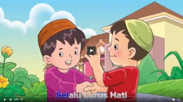 Download Video Pembelajaran Anak Berbudi Pekerti