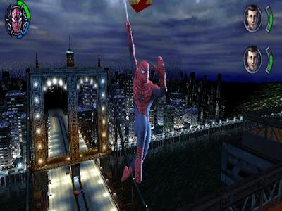 Spiderman 2 Screenshot 1