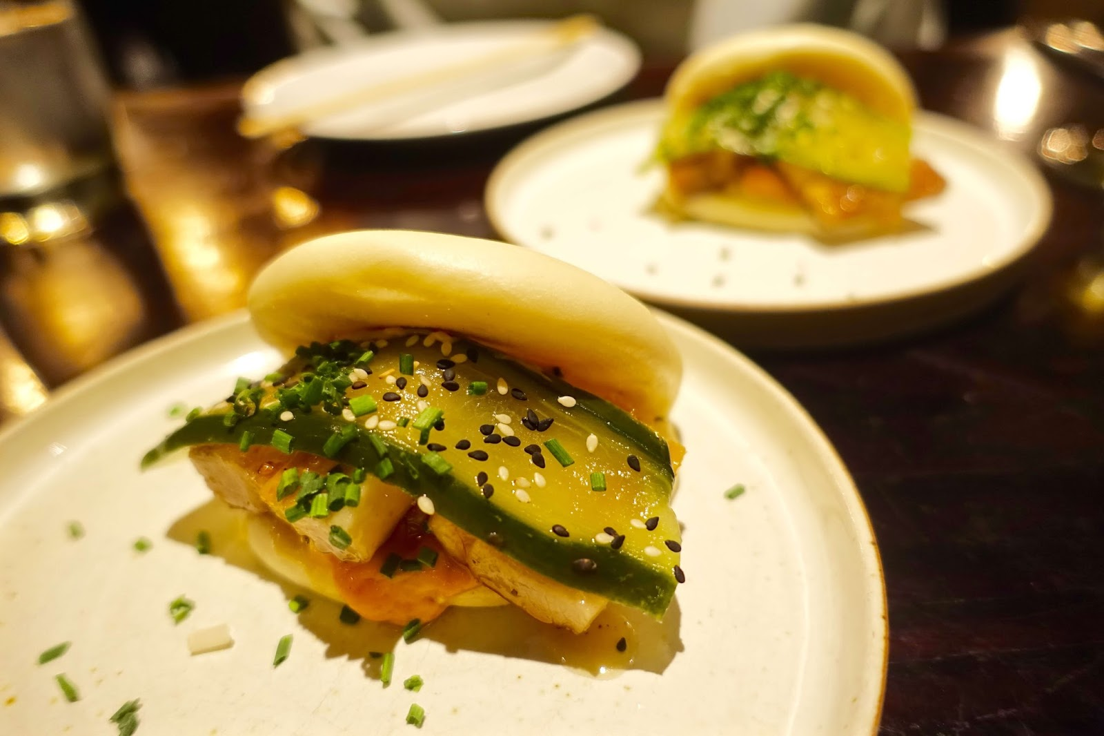 pork belly Hirata bun