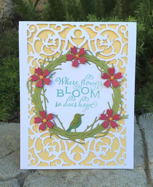 Cheery Lynn Designs:  Where Flowers Bloom