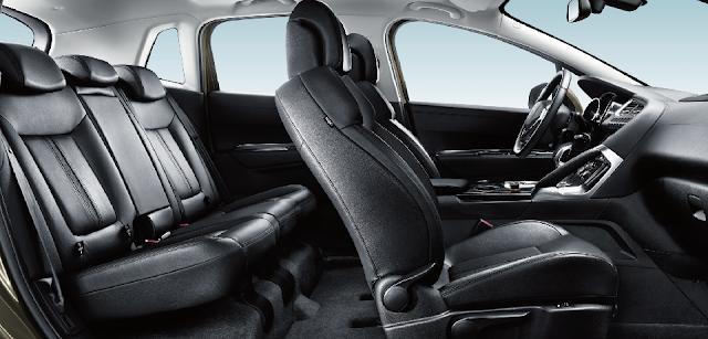 Với thiết kế khoa học, Peugeot 3008 có khoang nội thất rộng rãi, thoáng đãng đem lại không gian thoải mái cho hành khách